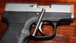 stainless, steel, guide, rod, Kahr, CW380
