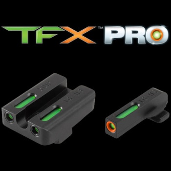 truglo,tfx,pro,tritium,night sights,xd,xdm,xds